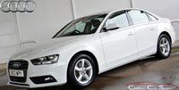USED 2013 13 AUDI A4 2.0TDi SE SALOON 6-SPEED 136 BHP Finance? No deposit required and decision in minutes.