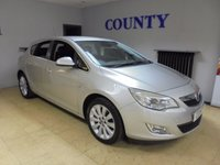 USED 2010 10 VAUXHALL ASTRA 1.6 SE 5d 113 BHP * SUPERB CONDITION * 12 MTH MOT *