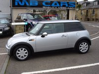 USED 2003 53 MINI HATCH ONE 1.6 ONE 3d 89 BHP FULL SERVICE HISTORY
