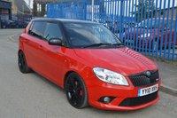 2010 SKODA FABIA 1.4 VRS DSG 5d AUTO 180 BHP £5495.00