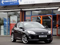 USED 2012 12 FORD FOCUS 2.0 TITANIUM X TDCI 5d 161 BHP *Sat Nav & Rear Camera* *ONLY 9.9% APR with FREE Servicing*