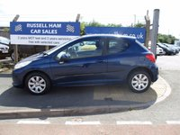 USED 2006 56 PEUGEOT 207 1.4 S 3d 88 BHP 2 Stamps Of service History . Low Mileage . Spare Key . New Mot & Full Service Done On Collection + Further 2 Years Mot & Full Service Included . 3 Months Russell Ham Warranty . Hpi Clear . Finance Arranged - Credit Cards Accepted .