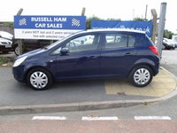 USED 2010 10 VAUXHALL CORSA 1.2 EXCLUSIV CDTI ECOFLEX 5d 93 BHP 2 Stamps Of service History . 1 Former Keeper . £0,00 Road Tax . New Mot & Full Service Done On Collection + Further 2 Years Mot & Full Service Included . 3 Months Russell Ham Warranty . Hpi Clear . Finance Arranged - Credit Cards Accepted .