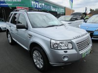 USED 2010 10 LAND ROVER FREELANDER 2.2 TD4 HSE 5d AUTO 159 BHP .. CALL 01543 379066 FOR MORE INFO