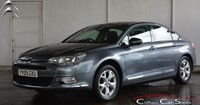 USED 2009 09 CITROEN C5 2.2HDi VTR+ SALOON 6-SPEED 173 BHP Finance? No deposit required and decision in minutes.