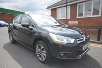 USED 2011 61 CITROEN DS4 1.6 DSIGN 5d 118 BHP