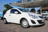 USED 2012 12 VAUXHALL CORSA 1.2 CDTI ECOFLEX S/S 1d 74 BHP One Owner, Low Mileage, ECO Stop Start Technology.