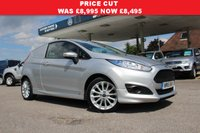 USED 2015 15 FORD FIESTA 1.6 SPORT TDCI 1d 94 BHP Air Conditioning, One Owner, Sport, Low Mileage, Alloy Wheels.