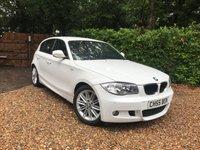 2011 BMW 1 SERIES 2.0 118D M SPORT 5d 141 BHP £8489.00