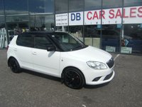 USED 2011 11 SKODA FABIA 1.4 VRS DSG 5d AUTO 180 BHP £0 DEPOSIT, LOW RATE FINANCE ANYONE, DRIVE AWAY TODAY!!