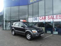 USED 2007 57 KIA SORENTO 2.5 XE 5d 168 BHP £0 DEPOSIT, LOW RATE FINANCE ANYONE, DRIVE AWAY TODAY!!