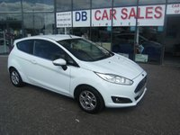 USED 2013 13 FORD FIESTA 1.6 ZETEC ECONETIC TDCI 3d 94 BHP £0 DEPOSIT, LOW RATE FINANCE ANYONE, DRIVE AWAY TODAY!!