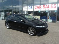 USED 2011 61 HONDA CIVIC 1.3 I-VTEC TYPE S 3d 98 BHP £0 DEPOSIT, LOW RATE FINANCE ANYONE, DRIVE AWAY TODAY!!