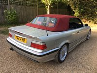 USED 1999 T BMW ALPINA B3 BMW E36 B3 3.2 ALPINA CONVERTIBLE VERY RARE CAR THE BMW E30 HAS GONE THROUGH THE ROOF PRICE WISE ESPECIALLY AN ALPINA (IF YOU CAN FIND ONE). THE E36 IS NEXT IN LINE AND THE E36 M3 PRICES HAVE ROCKETED SO THIS BEING 77 OF 82 MEANS THIS IS ONLY GOING ONE WAY IN VALUE.. ITS FAR MORE INDIVIDUAL THAN ANY M3 E36 AND IS SO RARE THAT ITS A NO BRAINER AS A GREAT CAR TO OWN USE AND INVEST IN. PRESENTED IN LOVELY CONDITION WITH TOP SPEC. HAS ITS FULL TOOL KIT AND EVEN THE GLOVEBOX TOURCH.. VGC THROUGHOUT AND A FSH. HPI CLEAR.