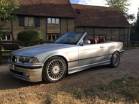 USED 1999 T BMW ALPINA BMW E36 B3 3.2 ALPINA CONVERTIBLE, NOT A M3 VERY RARE B3 3.2 E36 APLINA CONVERTIBLE
