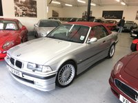 1999 BMW ALPINA B3 BMW E36 B3 3.2 ALPINA CONVERTIBLE VERY RARE CAR £19995.00
