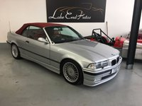 1999 BMW ALPINA B3 BMW E36 B3 3.2 ALPINA CAB, BIG REDUCTION,QUICK SALE £12995.00