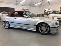 USED 1999 T BMW ALPINA B3 BMW E36 B3 3.2 ALPINA CONVERTIBLE VERY RARE CAR SERIOUS OFFERS CONSIDERED