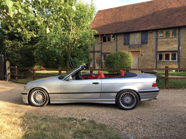 View our BMW ALPINA B3