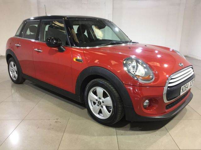 View our 2015 64 MINI HATCH COOPER 1.5 COOPER D 5d 114 BHP