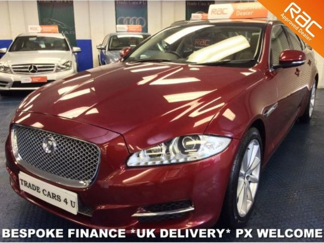 2011 11 JAGUAR XJ 3.0D TWIN TURBO DIESEL LUXURY
