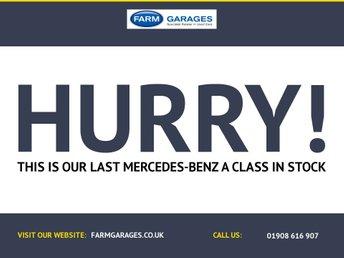 View our MERCEDES-BENZ A CLASS