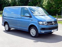USED 2016 66 VOLKSWAGEN TRANSPORTER T6 T28 2.0TDI 150PS SWB HIGHLINE Ideal for Camper Conversion