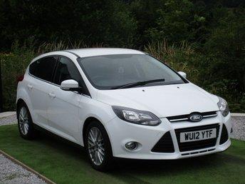 2012 FORD FOCUS 1.6 ZETEC TDCI 5d 113 BHP £6000.00
