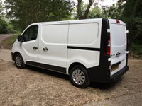 USED 2014 64 RENAULT TRAFIC 1.6 LL29 BUSINESS DCI S/R P/V 1d 115 BHP NEW MOT AND JUST SERVICED