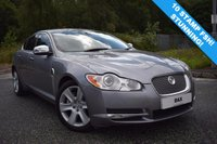 USED 2008 08 JAGUAR XF 2.7 PREMIUM LUXURY V6 4d 204 BHP STUNNING EXAMPLE WITH 10 STAMP FSH! ENTHUSIAST OWNED AND IN SUPERB ORDER! JUST HAD FULL SERVICE!