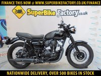 USED 2015 65 KAWASAKI W800 BLACK EDITION  GOOD & BAD CREDIT ACCEPTED, OVER 500+ BIKES IN STOCK