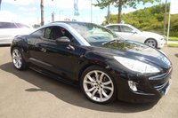 USED 2012 12 PEUGEOT RCZ 2.0 HDI GT 2d 163 BHP LOW MILEAGE, FULL SERVICE HISTORY, FULL LEATHER INTERIOR, ELECTRIC HEATED SEATS