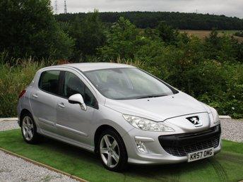 2007 PEUGEOT 308 1.6 SPORT HDI 5d 108 BHP £2800.00