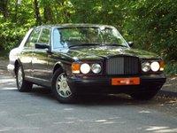 USED 1997 BENTLEY BROOKLANDS 6.8 TURBO 4dr AUTO  FSH LOW MILES BLACK GARNET VGC