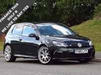 USED 2010 10 VOLKSWAGEN GOLF 2.0 R 3d 270 BHP