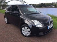 USED 2006 55 SUZUKI SWIFT 1.3 GL 3d 91 BHP **ONE OWNER FROM NEW**  SOLD AS SEEN