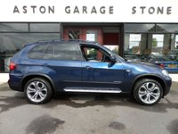 USED 2010 10 BMW X5 3.0 XDRIVE40D SE 5d AUTO 302 BHP **CAMERA * SAT NAV ** ** PRO NAVIGATION * HEATED FRONT & REAR SEATS * F/S/H **