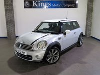 USED 2012 12 MINI HATCH COOPER 1.6 COOPER LONDON 2012 EDITION 3dr