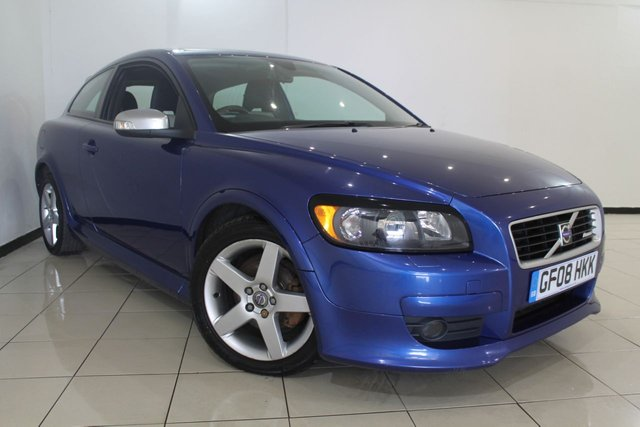 View our 2008 08 VOLVO C30 2.0 D SPORT 3DR 135 BHP