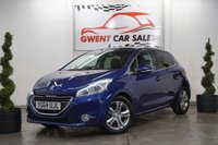 USED 2014 64 PEUGEOT 208 1.2 ALLURE 5d 82 BHP **SERVICE HISTORY,, NEW MOT,, LIKE NEW**