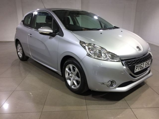 View our 2012 62 PEUGEOT 208 1.2 ACTIVE 3d 82 BHP