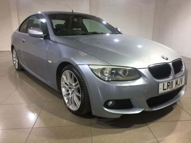 View our 2011 11 BMW 3 SERIES 2.0 320D M SPORT 2d 181 BHP