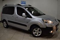 USED 2011 61 PEUGEOT PARTNER 1.6 TEPEE OUTDOOR HDI 5d 92 BHP