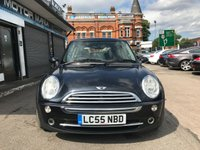 USED 2005 55 MINI HATCH COOPER 1.6 COOPER 3d 114 BHP