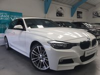 USED 2013 13 BMW 3 SERIES 2.0 320I XDRIVE M SPORT 4d 181 BHP