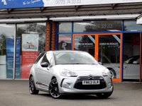 USED 2013 63 CITROEN DS3 1.6 E-HDI AIRDREAM DSPORT 3d 111 BHP *ONLY 9.9% APR with FREE Servicing*