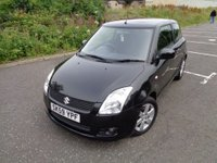USED 2009 59 SUZUKI SWIFT 1.5 GLX 3d 100 BHP FANTASTIC FIRST CAR!!
