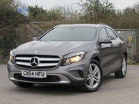 USED 2014 64 MERCEDES-BENZ GLA-CLASS 2.1 GLA200 CDI SE EXECUTIVE 5d 136 BHP