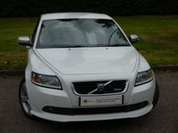 USED 2008 08 VOLVO S40 1.8 SPORT R-DESIGN 4d 125 BHP GREAT VALUE RELIABLE FAMILY SALOON