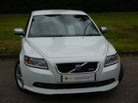 2008 VOLVO S40 1.8 SPORT R-DESIGN 4d 125 BHP £2750.00